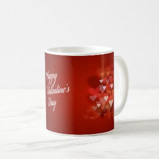 Tasse de heureuse Sainte-Valentin