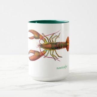 tasse de homard