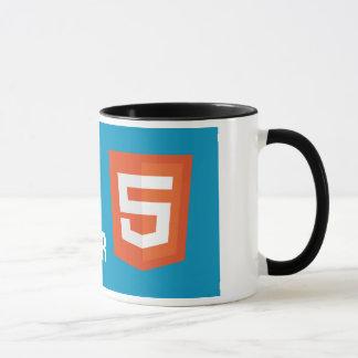 Tasse de HTML 5