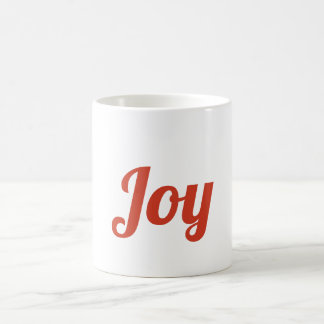 Tasse de joie