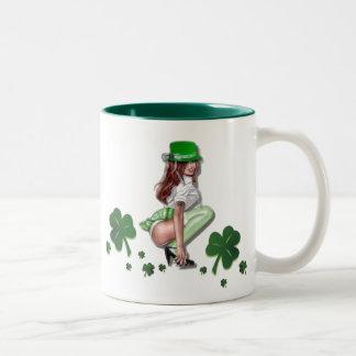 Tasse de jour de St Patricks