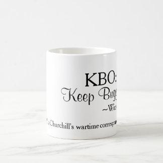 Tasse de KBO