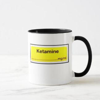 TASSE DE KETAMINE