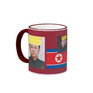 Tasse de Kim Boys* 2 Corée du Nord
