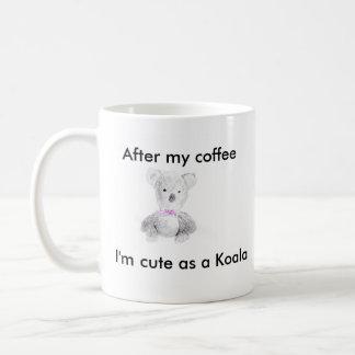 Tasse de koala