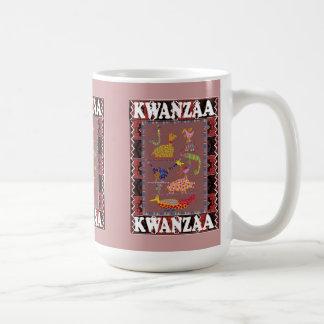 Tasse de Kwanzaa, Animzls dans la culture tribale