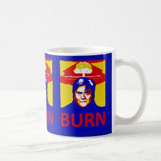 """Tasse de la """"brûlure"""" de Bannon"""