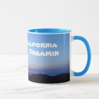 Tasse de la Californie Dreamin