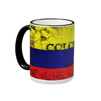 Tasse de la Colombie