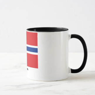 Tasse de la Norvège