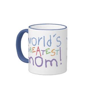 Tasse de la plus grande sonnerie de la maman du