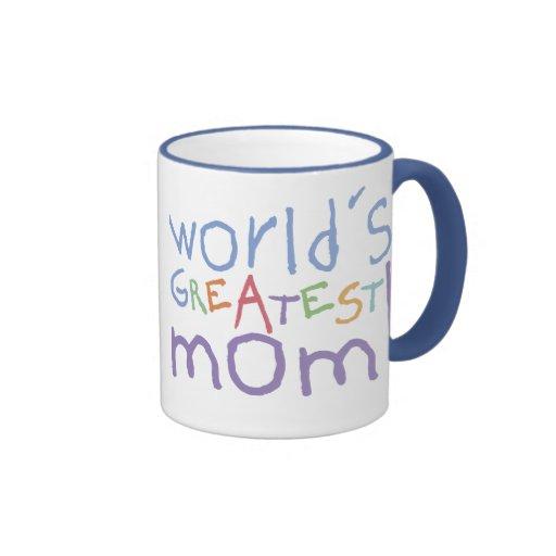 Tasse de la plus grande sonnerie de la maman du mo