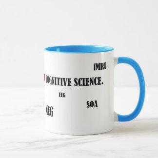 Tasse de la science cognitive