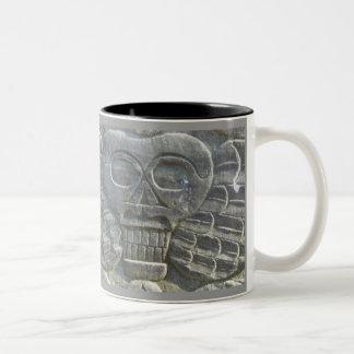 tasse de la tête de mort