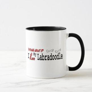 Tasse de Labradoodle (amour d'I)