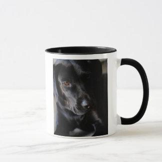 Tasse de labrador retriever