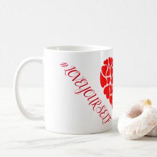 Tasse de l'amour vous-même