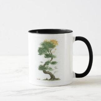 Tasse de l'arbre 9 de zen