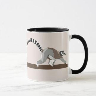 Tasse de lémur