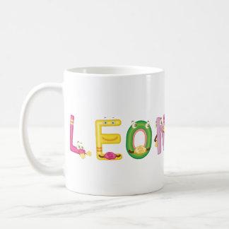 Tasse de Leonardo