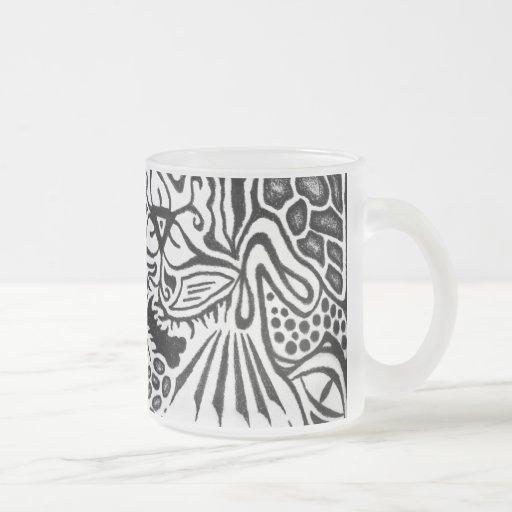 Tasse de Ligne-Art