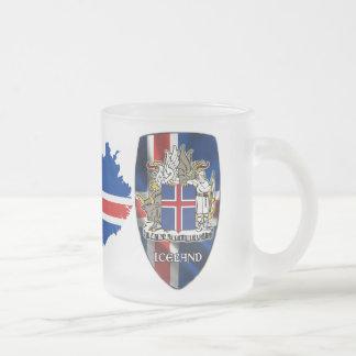 Tasse de l'Islande