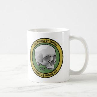 Tasse de logo de crâne de FZBZ…