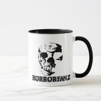 Tasse de logo de Horrorfanz