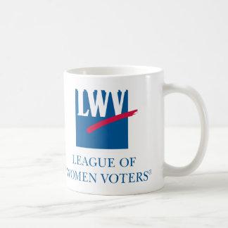 Tasse de logo de LWV (logo se posant à vous)