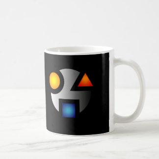 Tasse de logo de MI_cryptic