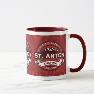Tasse de logo de St Anton