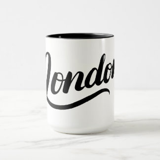 Tasse de Londres