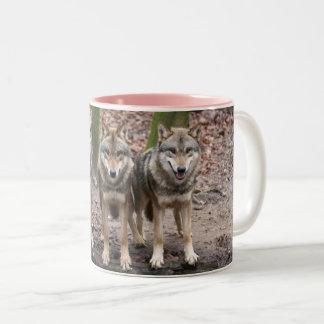 Tasse de loup