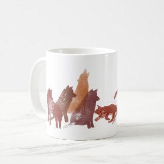 Tasse de loups