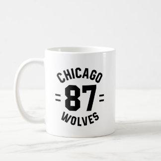 Tasse de loups de Chicago