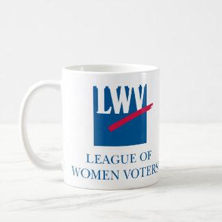 Tasse de LWV (logo faisant face)