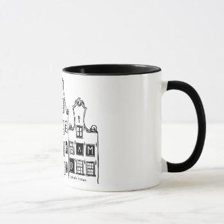 Tasse de maison d'Amsterdam