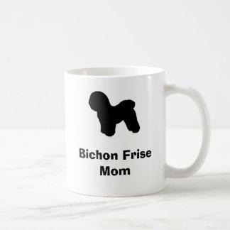 """Tasse """"de maman de Bichon Frise"""""""