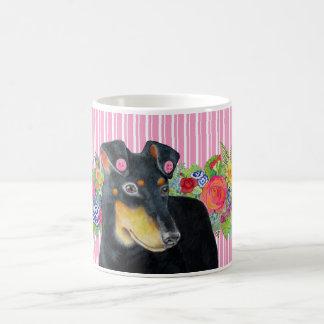 Tasse de Manchester Terrier