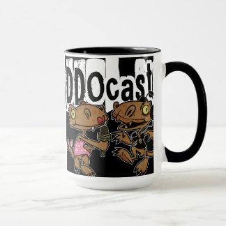 Tasse de mascotte de DDOCast