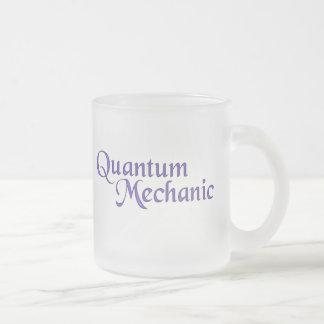 Tasse de mécanicien de Quantum