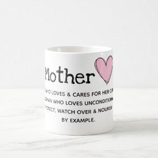 tasse de mère