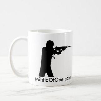 tasse de MilitiaOfOne.com