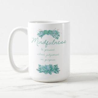 Tasse de Mindfulness