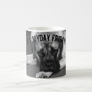 Tasse de Myday vendredi