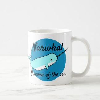 Tasse de Narwhal