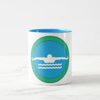 Tasse de natation