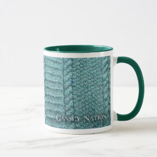 Tasse de nation de Gansey