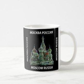 Tasse de néon de Moscou