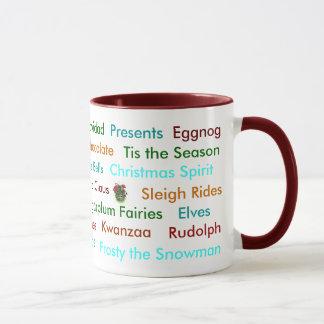 Tasse de Noël